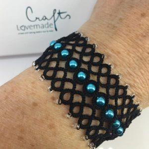 Armband Inspiration schwarz