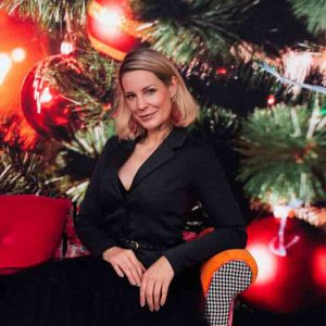 Ohrring Elegance mit Kerstin Reitterer