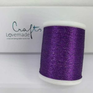 metallic madeira lila purple